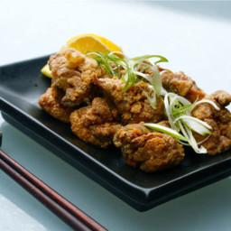Japanese-Style Karaage (Fried Chicken) Recipe