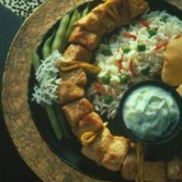 Javanese Pork Satay