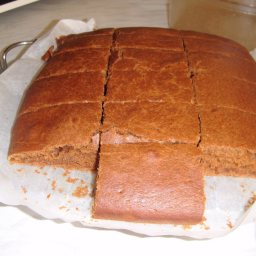 Jean Toynbees Ginger Cake