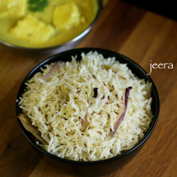jeera rice recipe with cooked rice | jeera pulao recipe with cooked rice