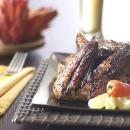 Jerk Chicken (Grilled Spicy Marinated Chicken)