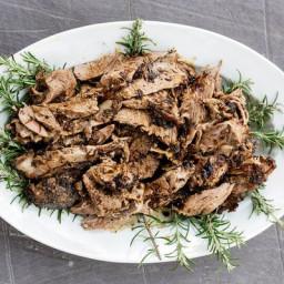 Jerusalem Lamb Shawarma