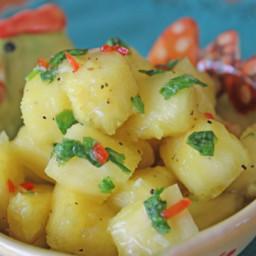 Jesse's Pineapple Chow