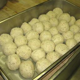 Jewish Matzoh Balls Recipe
