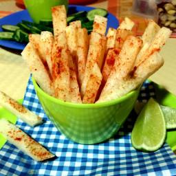 "Jicama ""Fries"""