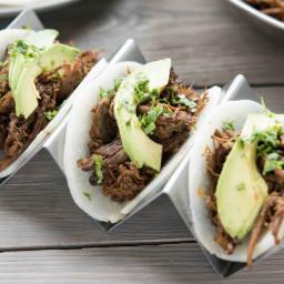 Jicama Street Tacos with Barbacoa
