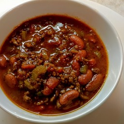 Jim Albright's Favorite Chili