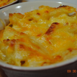 Jodie's Homemade Macaroni and Cheese