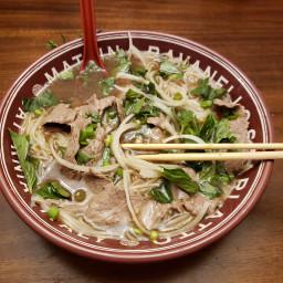 Joel's Easy Instant Pot Vietnamese Beef Pho