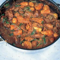 Jools's favourite beef stew