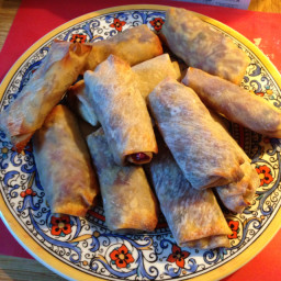 Jorge's Vegetable Egg Rolls