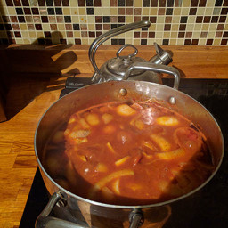 Josie's Vegetarian Chili