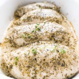 Juicy Baked Chicken Breast Recipe: The Best Way To Bake Chicken
