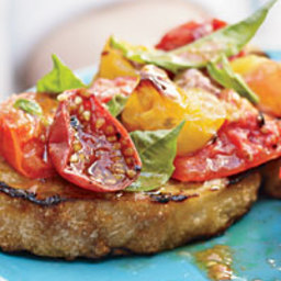 Juicy Grilled Tomatoes