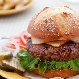 Juicy Steakhouse Burgers