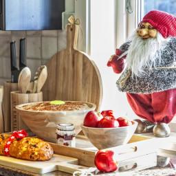 Julekake - A Norwegian Christmas Bread