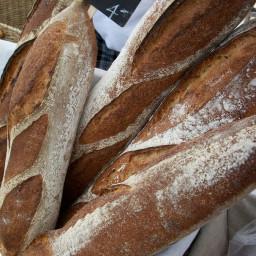 Julia Child's French Bread Recipe