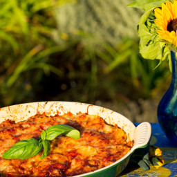 Julia Child's Provençal Potato Gratin