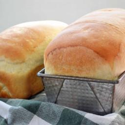 Julia Child's White Sandwich Bread