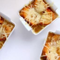 Julia Child's French Onion Soup Pressure Cooker Recipe