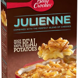 Julienne Potatoes
