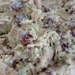 Julie's Yummy Chicken Salad