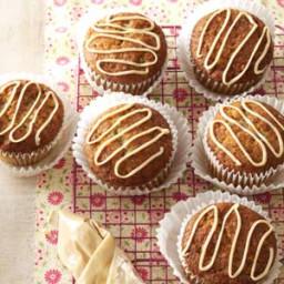 Jumbo Caramel Banana Muffins Recipe