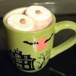 Jumbo Spooky Eyeball Hot Cocoa