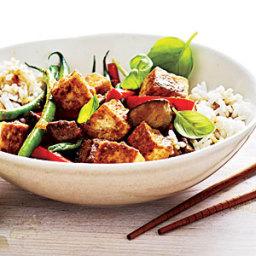 Jungle Curry with Tofu