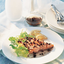Juniper & Peppercorn Salmon