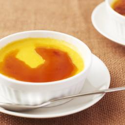 Kabocha purin (Pumpkin custard pudding)