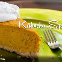 Kabocha Squash Pie