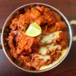 kadai chicken recipe, chicken karahi masala gravy