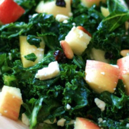 Kale and Feta Salad