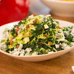 Kale and Gorgonzola Salad