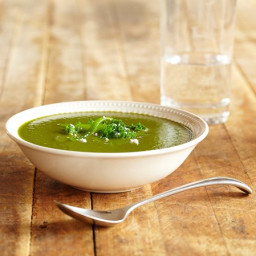 Kale and Leek Soup