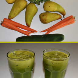Kale Citrus Green Juice