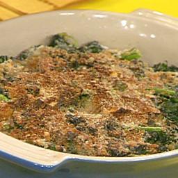 Kale Gratin with Pancetta