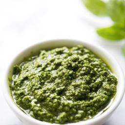 Kale & Sunflower Seed Pesto