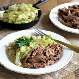 Kalua Pork and Cabbage