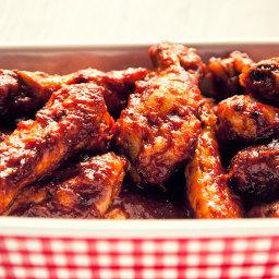 Kansas City BBQ Wings Recipe