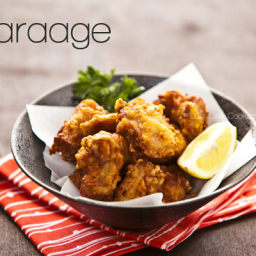 Karaage (Japanese Fried Chicken Recipe)