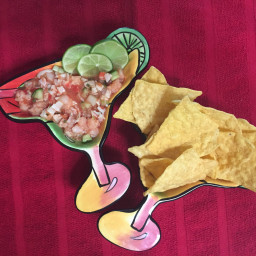 Karen's Seafood Ceviche