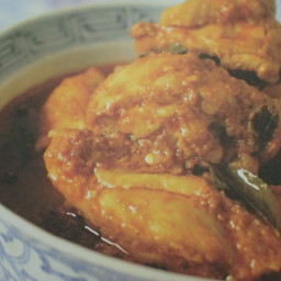 Kari Kay (Nyonya Chicken Curry)