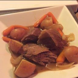 Kasey's Pot Roast