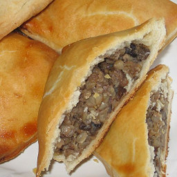 Kasha, Mushrooms and Flaky Dough Add Up to Knishes