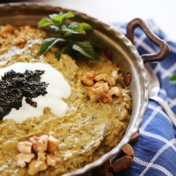 Kashke Bademjan Recipe