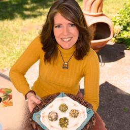 Kat James' Nut, Hempseed, and Butter Balls