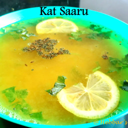 kat saaru recipe / lemon rasam recipe