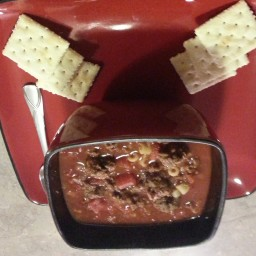 Kay's Best Chili Ever